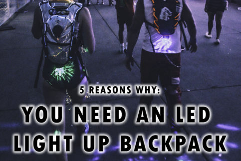 reasons why to get an led light up backpack