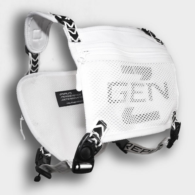 Running Chest pack Chest Utility Pack