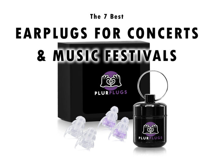best earplugs for concerts and festivals